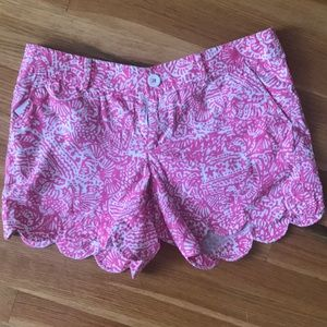 💕Lilly Pulitzer shorts